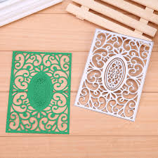 photo frame cards new rectangle lace frame carbon steel metal cutting dies stencil