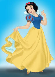 learn how to draw snow white princess from snow white and the seven
