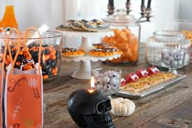 Halloween Candy Jars by Halloween Candy Buffet