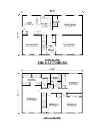 two home floor plans two modular floor plans kintner modular homes inc