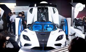 koenigsegg agera rs1 koenigsegg mang siêu xe agera rs1 đến new york auto show 2017
