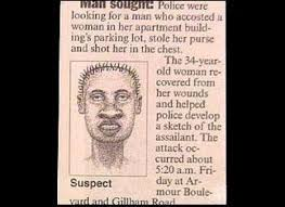 accurate police sketches of criminals