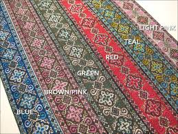 jacquard ribbon by the yard 13 best jacquard ribbons images on ribbons