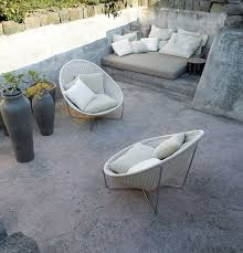 awe inspiring concrete patio furniture magnificent ideas best 25
