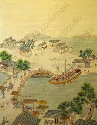 chinese hand painted wallpaper chinoiserie 4 id 4839307 product