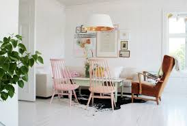 Diy Interior Design by Pastel Colored Furniture Home Design
