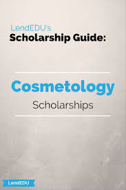 cosmetology scholarships cosmetology student student