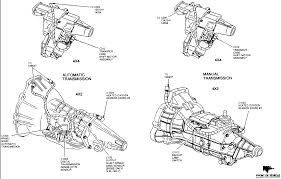 ford ranger manual transmission diagram 1986 ford ranger manual