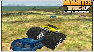 monster truck crash video monster truck car crusher android apps on google play
