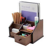 Wood Desk Organizer Wood Desk Organizer Ebay