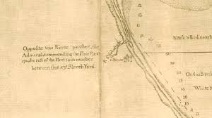 florida shipwrecks map the 1715 plate fleet and the rise of the history today