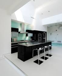 black gloss kitchen ideas white kitchen cabinets modern white kitchen island design ideas