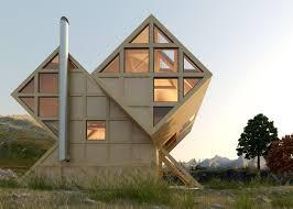 plan bureau plan bureau imagines a peaked wooden house