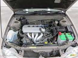 toyota co 1998 toyota corolla le 1 8 liter dohc 16 valve 4 cylinder engine