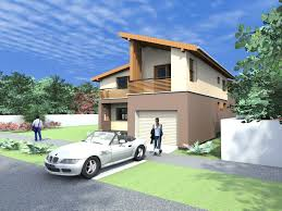 modern house plans and design house with terrace youtube