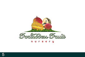 Tropical Fruit Tree Nursery - entry 34 by miglenamihaylova for design a logo for tropical fruit