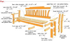 Simple Wood Bench Seat Plans Friendly Woodworking Projects