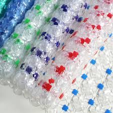 Bathtub Bubble Mat New Plastic Pvc Non Slip Mat Shower Bathroom Bubble Mat Bath Home