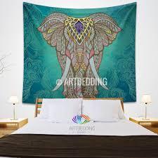 hippie wall decor shenra com m size elephant wall tapestry hippie tapestry wall hanging