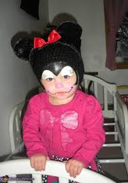 Minnie Mouse Costume Homemade Minnie Mouse Baby Costume