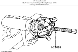 drive shaft center support bearing how to replace drive shaft