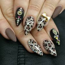 20 awesome nail designs for long nails