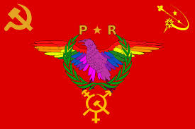 Stalin Flag Roman Fully Automated Luxury Space Communist Flag Imgur