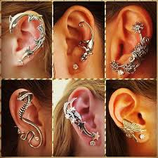 awesome cartilage earrings cool cartilage earrings images