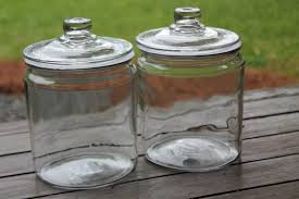 Glass Canisters Kitchen Carolina Charm Diy Kitchen Canisters