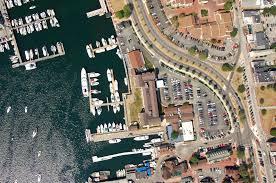 Boston Harbor Hotel Map by The Newport Harbor Hotel U0026 Marina In Newport Ri United States