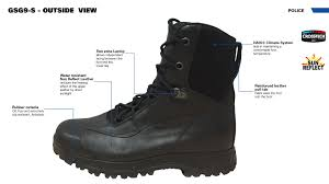 summer motorcycle boots haix gsg9 s waterproof boots for tactical teams