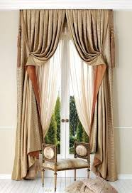 Gorgeous Curtains And Draperies Decor Gorgeous Curtains Draperies For Large Windows Drapes Decorating