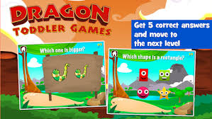 kids dragon toddler games free android apps on google play