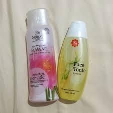 Toner Viva toner dari viva sariayu kesehatan kecantikan kulit sabun