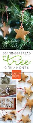 diy gingerbread tree ornaments skinnytaste