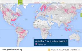 map use 9 maps that explain the world s forests world resources institute