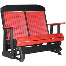amish patio gliders porch swing outdoor rocking chair porch