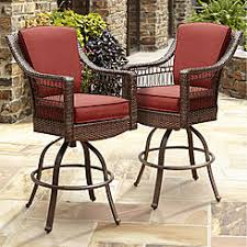 Patio Bar Chairs Wicker Patio Furniture As Patio Furniture Clearance And