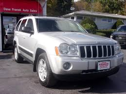 jeep grand cherokee gray 2006 jeep grand cherokee laredo 4dr suv 4wd in wantage nj dave