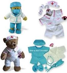 build a doctor teddy bears clothes fits build a teddies doctor surgeon