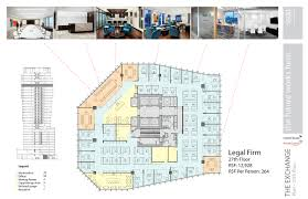 787 Floor Plan by Floorplans The Exchange