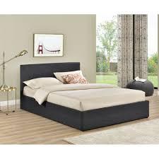 Grey Ottoman Bed Buy Birlea Berlin Grey Check Ottoman Bed Frame Online U2014 Big