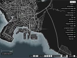 Gta 5 Map Realistic Menu Map Gta5 Mods Com