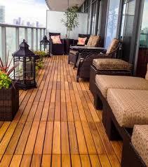 Decor Tile Flooring Design Ideas For Patio Decoration With Wooden by Best 25 Condo Balcony Ideas On Pinterest Balcony Tiles