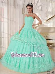 mint quinceanera dresses kate winslet mint colored sweetheart lace decorate pleated dress for