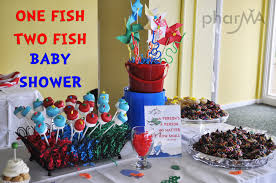 fish themed baby shower ideas home decorating interior design