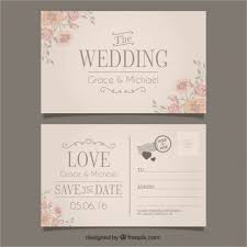 how to write wedding invitations 20 wedding postcard templates free sle exle format