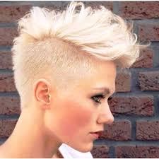 25 gorgeous mohawk hairstyles for women ideas on pinterest
