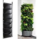 Watering Vertical Gardens - amazon com worth self watering vertical garden planter garden