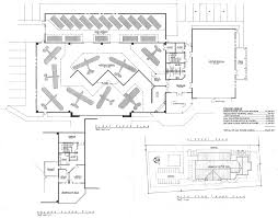 museum floor plan design building plans kelch aviation museum inc